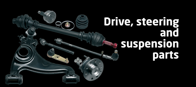 Steering and Transmission Parts
