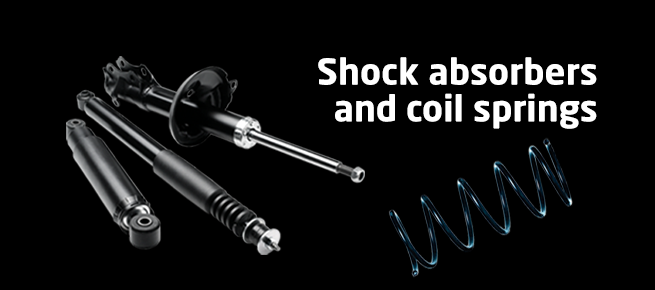 Shock and Coil springs